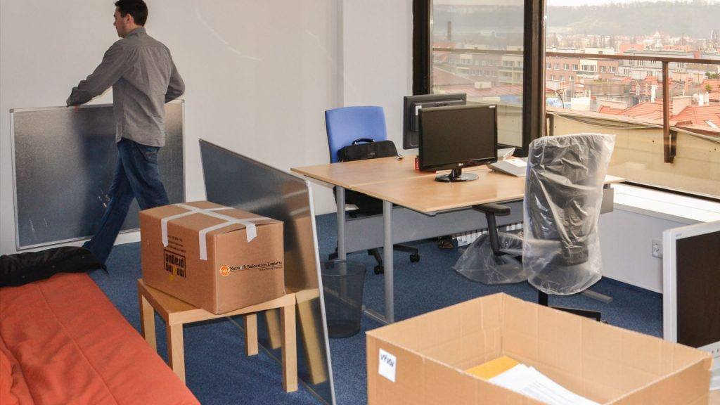 Attractive Office Relocation